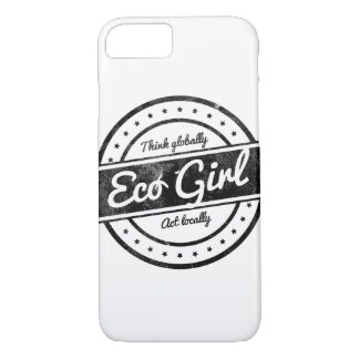 Eco Girl iPhone 7 Case