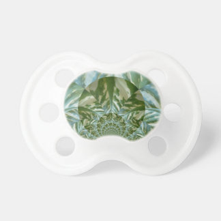 Eco - Going Green Environmental Friendly Colors Pacifier