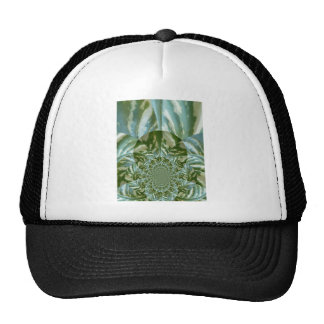 Eco - Going Green Environmental Friendly Colors Trucker Hat