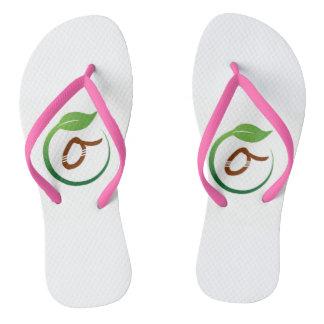 Eco-Green Lifestyle Flip Flops