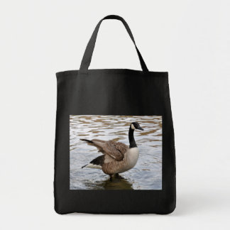 Eco Grocery Bag: Canada Goose