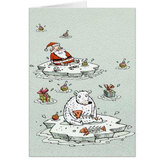 Eco-Holiday Greetings Card