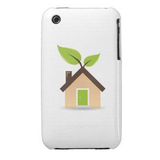 Eco House iPhone 3 Case