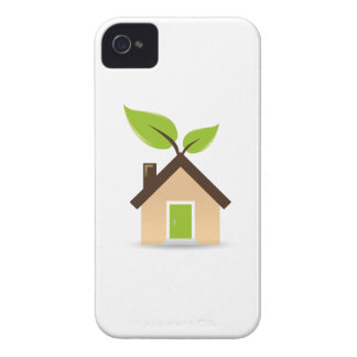 Eco House iPhone 4 Cover