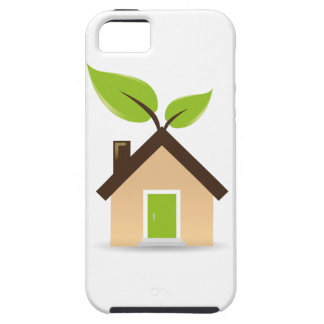 Eco House iPhone SE/5/5s Case