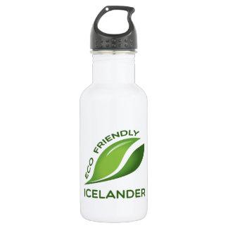 Eco islandés amistoso