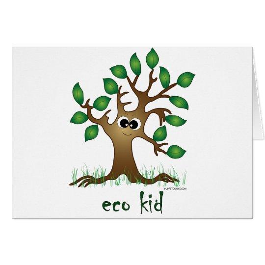 Eco Kid Card