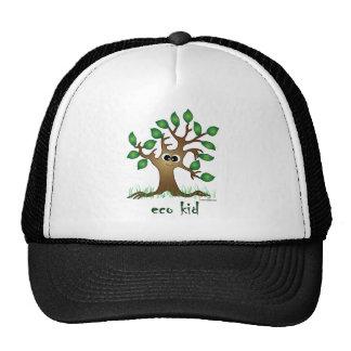 Eco Kid Trucker Hat