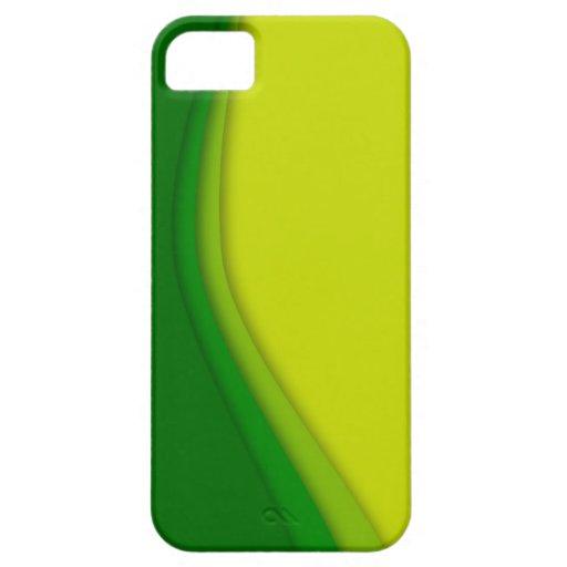 Eco lines iPhone 5 case