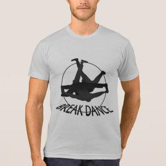 Eco-Mezcla alternativa para hombre T de la ropa de Camiseta
