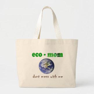 eco-mom tote bag