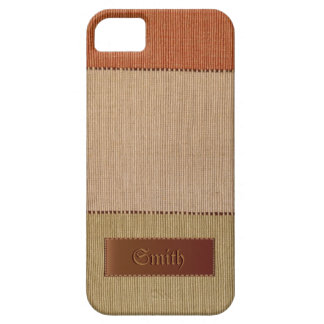 Eco Organic Natural Fiber iPhone 5 Case