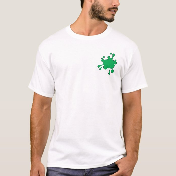 eco painting T-Shirt