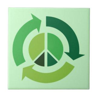 Eco Peace Azulejo