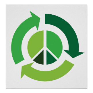 Eco Peace Poster