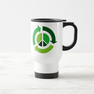 Eco Peace Travel Mug