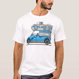 Eco Pick Up Camper Blue T-Shirt