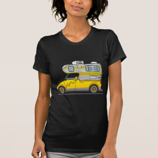 Eco Pick Up Camper Yellow Tee Shirt