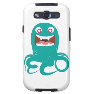ECO Sea Monster Samsung Galaxy S3 Cases