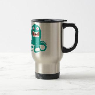 ECO Sea Monster 15 Oz Stainless Steel Travel Mug