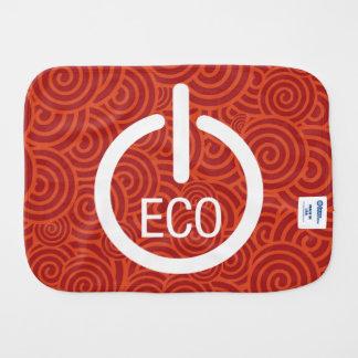 Eco Standbys Minimal Baby Burp Cloth