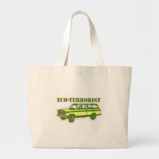 Eco-terrorista Bolsas De Mano