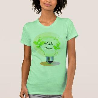 Eco Think Green Tee Shirt