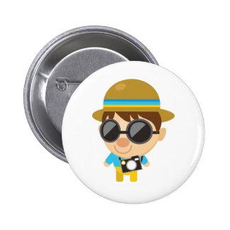 Eco-Tourist - My Conservation Park Pin