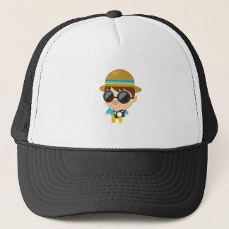 Eco-Tourist - My Conservation Park Trucker Hat