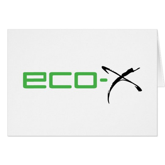 Eco-X Sports Card