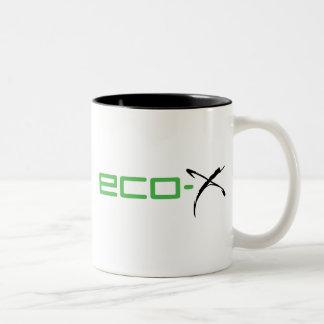 Eco-X Sports Two-Tone Coffee Mug