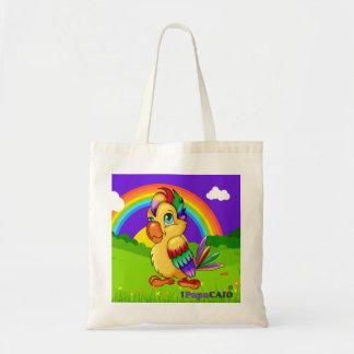 Ecobag 1PapaCaio© Rainbow Tote Bag