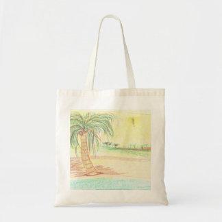 Ecobag beach tote bag