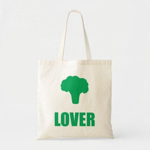 """Ecobag """"Broccoli Lover"""" Bolsa Tela Barata"""