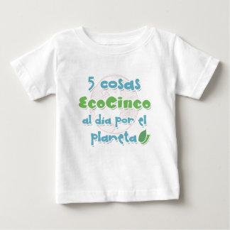 EcoCinco - Una iniciativa por el planeta Polera