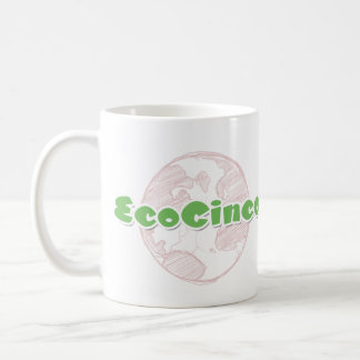 EcoCinco - Una iniciativa por el planeta Taza Clásica