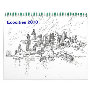 Ecocities 2010 calendar