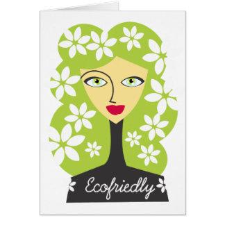 Ecofriendly Card