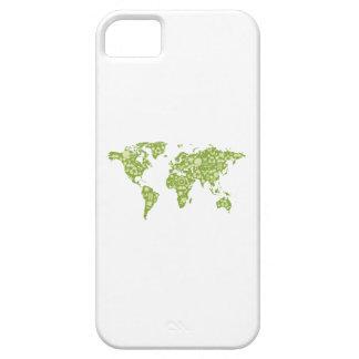Ecofriendly Map iPhone SE/5/5s Case