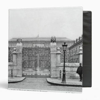 Ecole Nationale Superieure des Beaux-Arts 3 Ring Binders