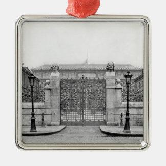 Ecole Nationale Superieure des Beaux-Arts Metal Ornament