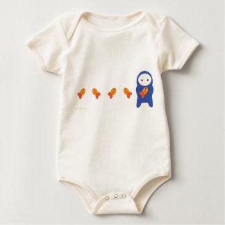 ecolocco kai baby bodysuit