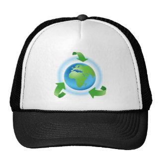ecología gorro de camionero