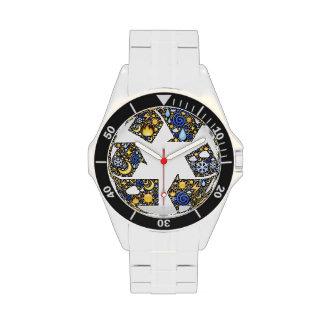 Ecología maravillosa reloj