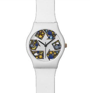 Ecología maravillosa relojes de mano