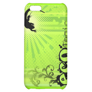 Ecologic Causes Environment Awareness Gecko green iPhone 5C Covers