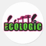 ecologic etiqueta