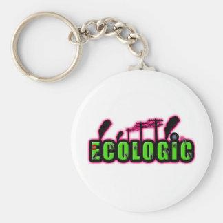 ecologic llavero redondo tipo pin