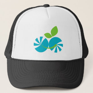 Ecological and electric bikes. trucker hat