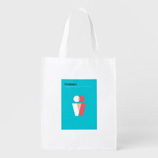 Ecological bag Philosophy - Emotivismo